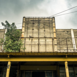 Xiluo's Abandoned Yisheng Theater