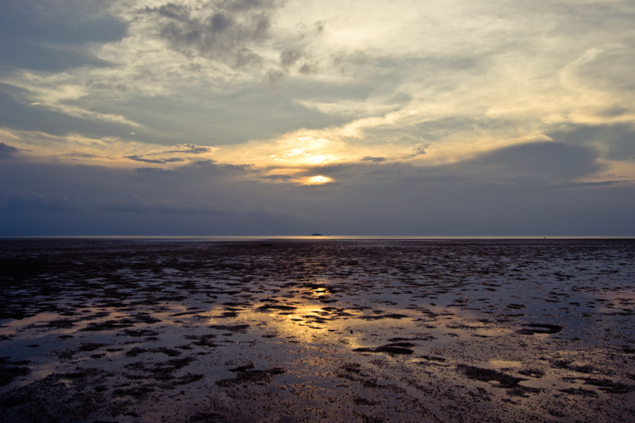 Another mudflat sundown