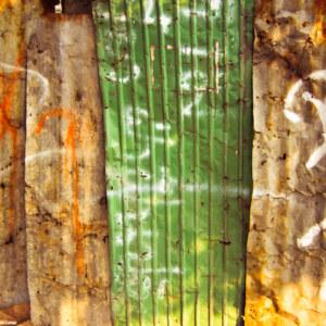 Bangkok sheet metal textures