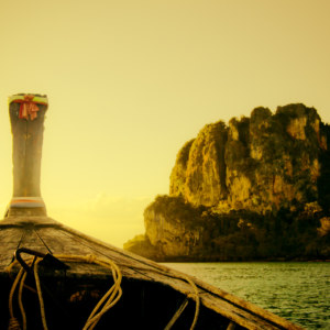 Primordial voyage
