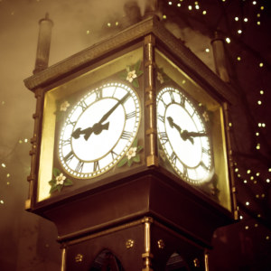 Tourist Clock