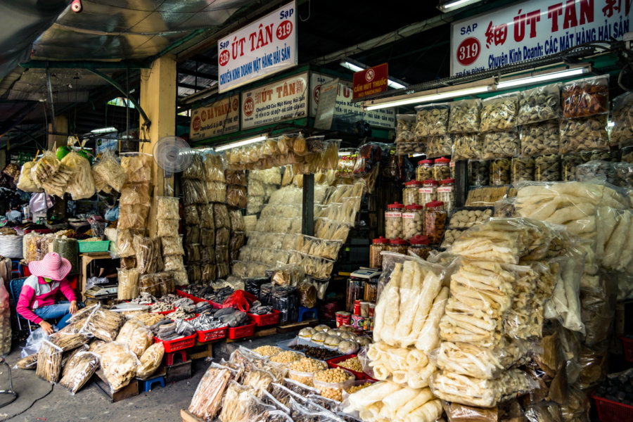 Dried Goods Vendor, Cholon