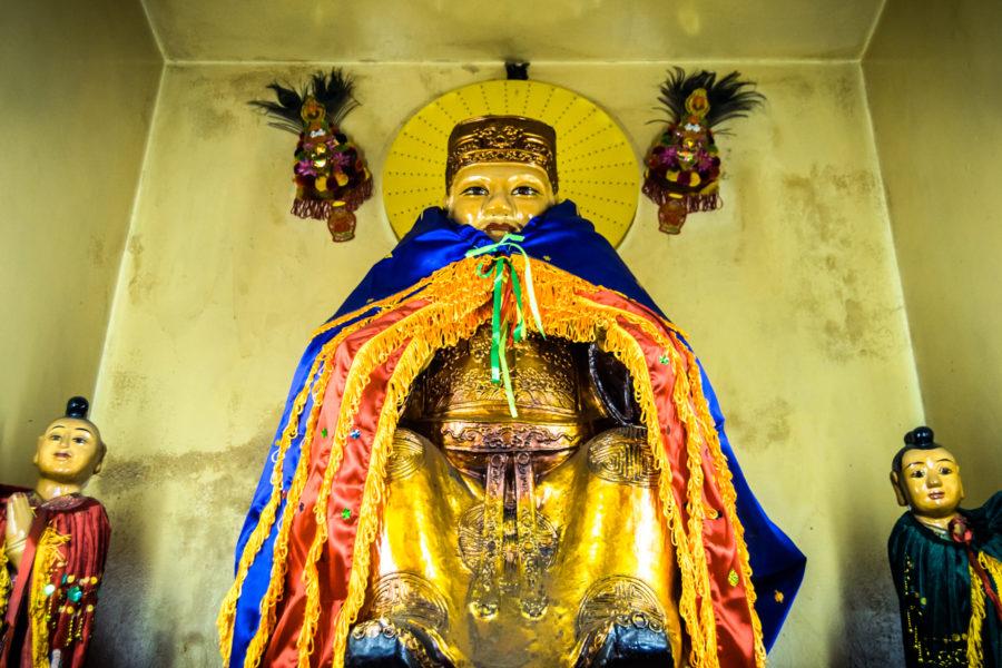 Tu Di Gong at Tam Son Pagoda